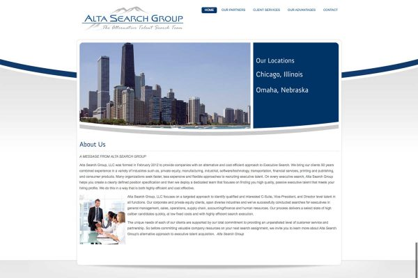 ALTA SEARCH GROUP