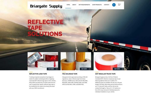 BRIARGATE SUPPLY