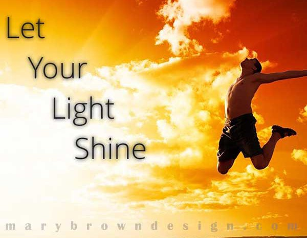 Are You Stuck? Get Your Shine On!