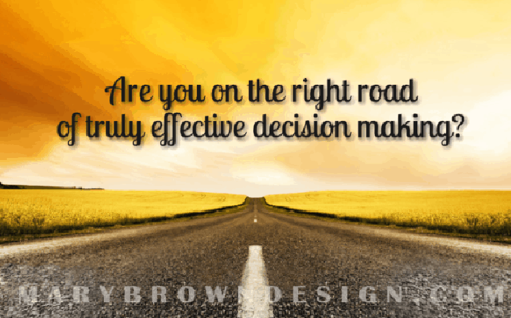 Decisions Have Power